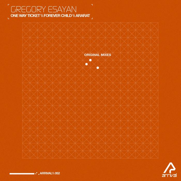 ESAYAN, Gregory - One Way Ticket