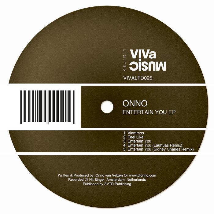 ONNO - Entertain You EP
