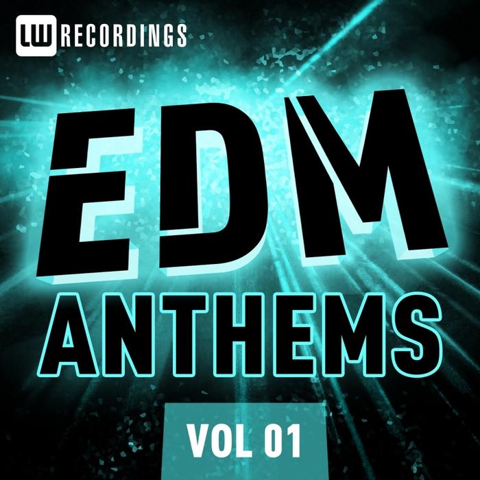 VARIOUS - EDM Anthems Vol 01