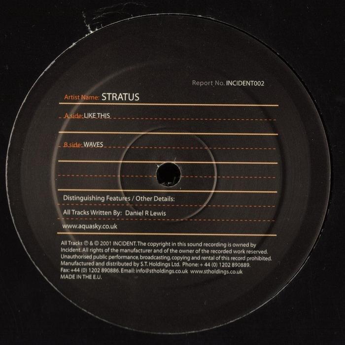 STRATUS - Like This