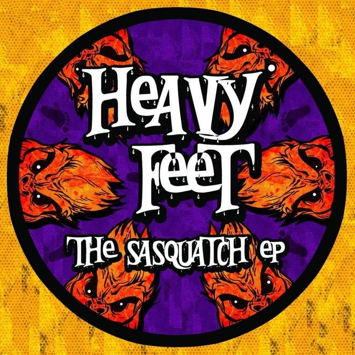 HEAVYFEET - The Sasquatch EP