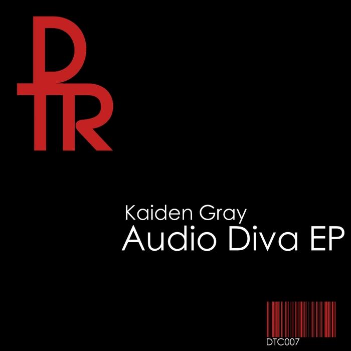 GRAY, Kaiden - Audio Diva