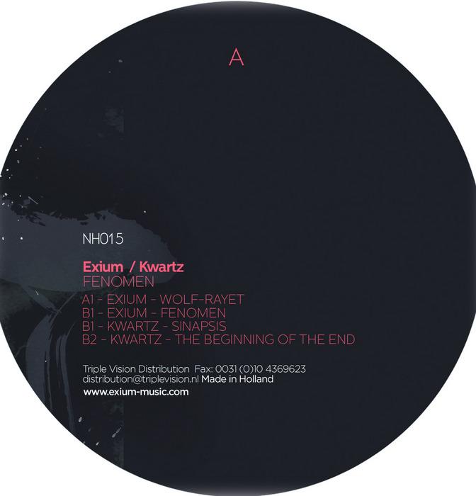 EXIUM/KWARTZ - Fenomen EP
