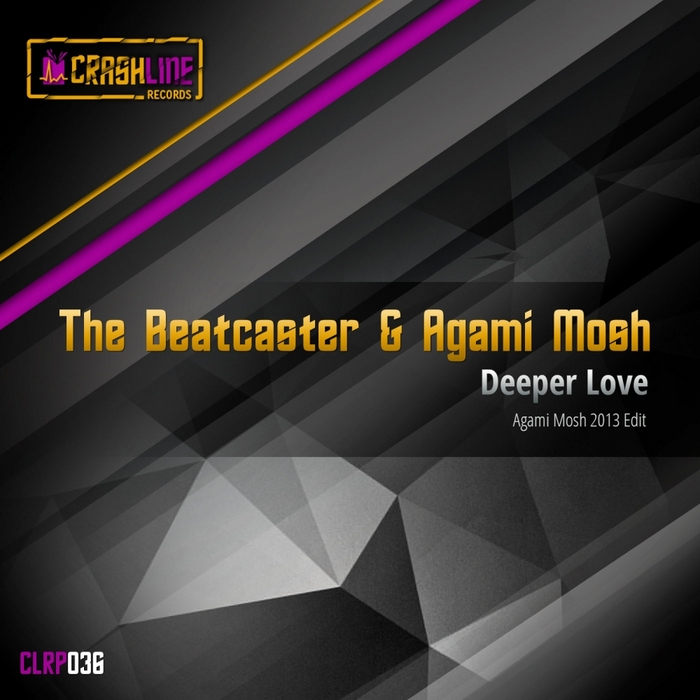 BEATCASTER, The/AGAMI MOSH - Deeper Love