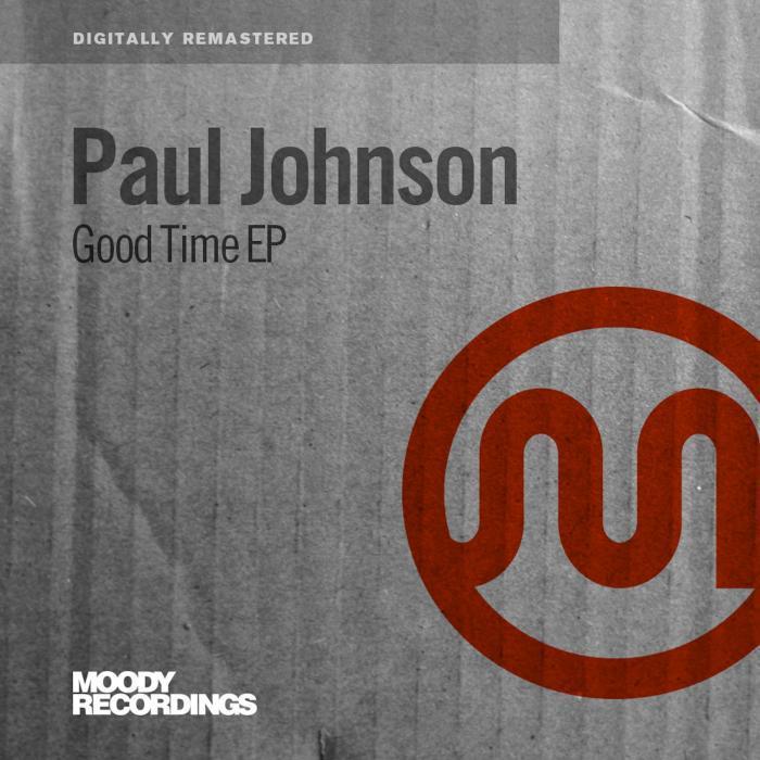 JOHNSON, Paul - Good Time EP
