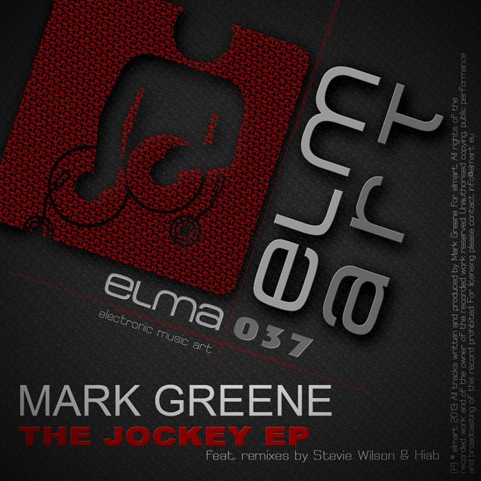 GREENE, Mark - The Jockey EP