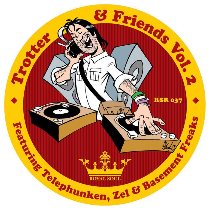 TROTTER - Trotter & Friends Vol 2