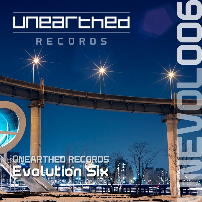 VARIOUS - Unearthed Records: Evolution Six