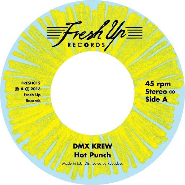 DMX KREW - Hot Punch