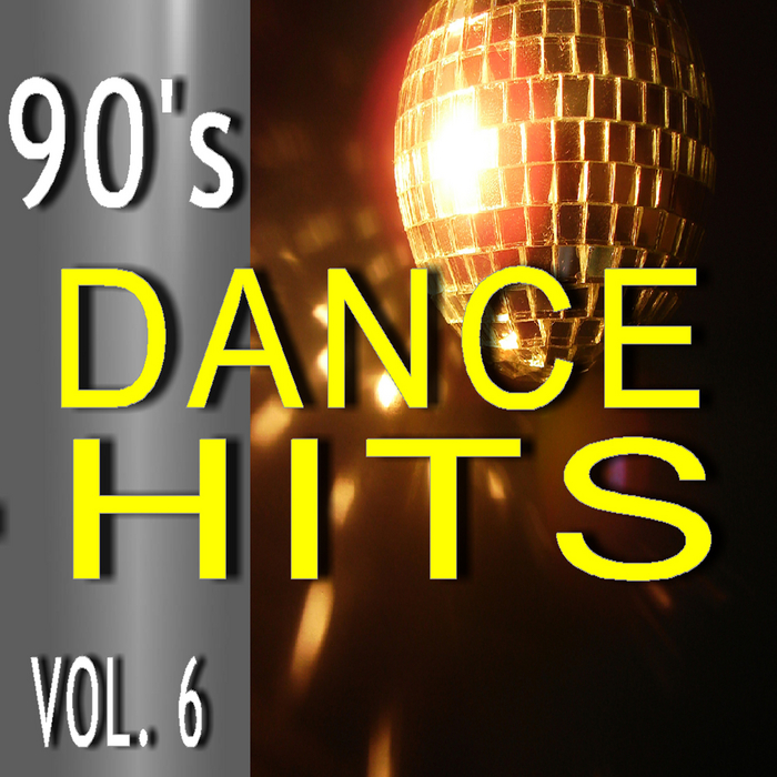 JEFF JACKSON BAND - 90s Dance Hits Vol 6 EP