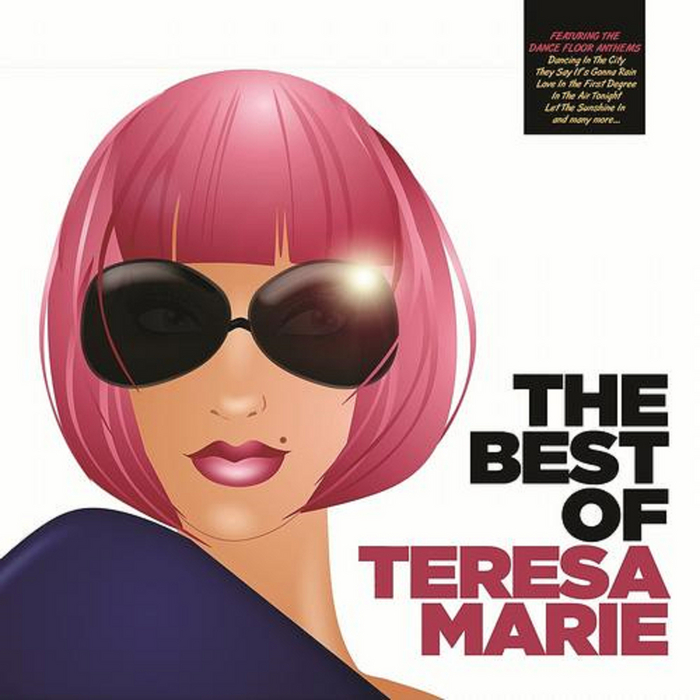 TERESA MARIE - The Best Of Teresa Marie