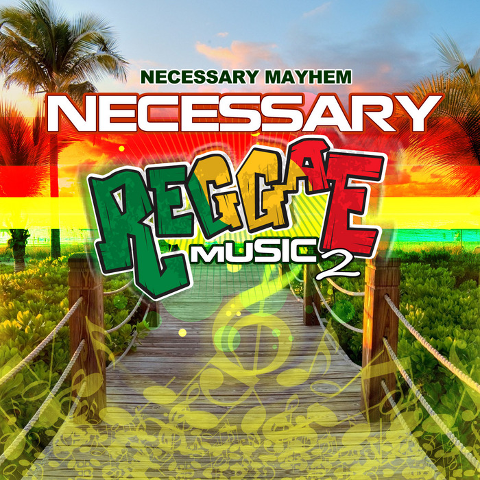 VARIOUS - Necessary Reggae 2