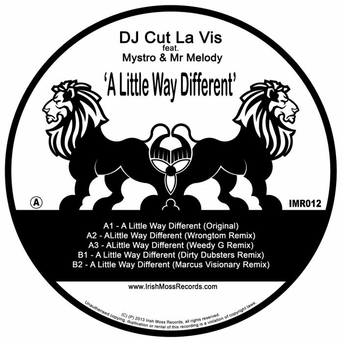 CUT LA VIS feat MYSTRO & MR MELODY - Little Way Different