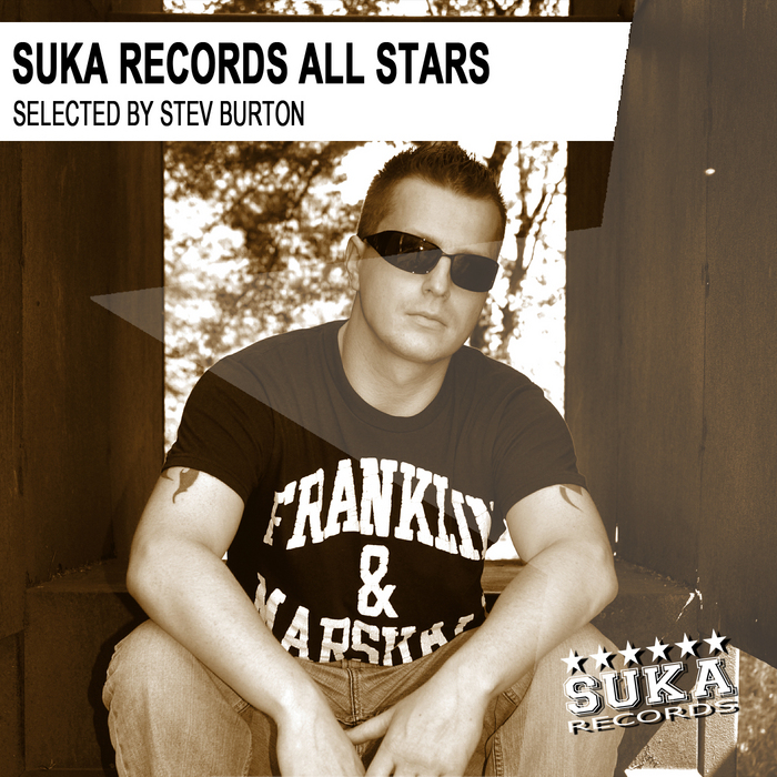 MOSS, Teo/VARIOUS - Suka Records All Stars - Selected By Stev Burton