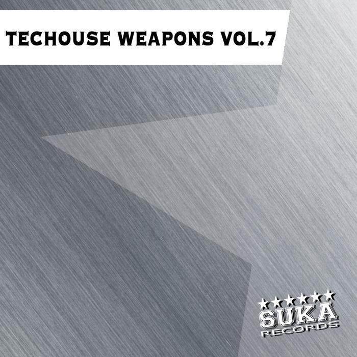 DJ FIST/VARIOUS - Techouse Weapons Vol 7