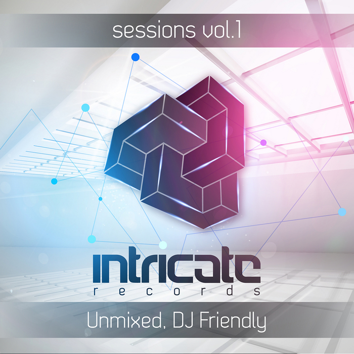 VARIOUS - Intricate Sessions Volume 01 Unmixed