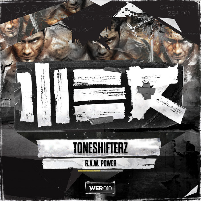 TONESHIFTERZ - R.A.W. Power