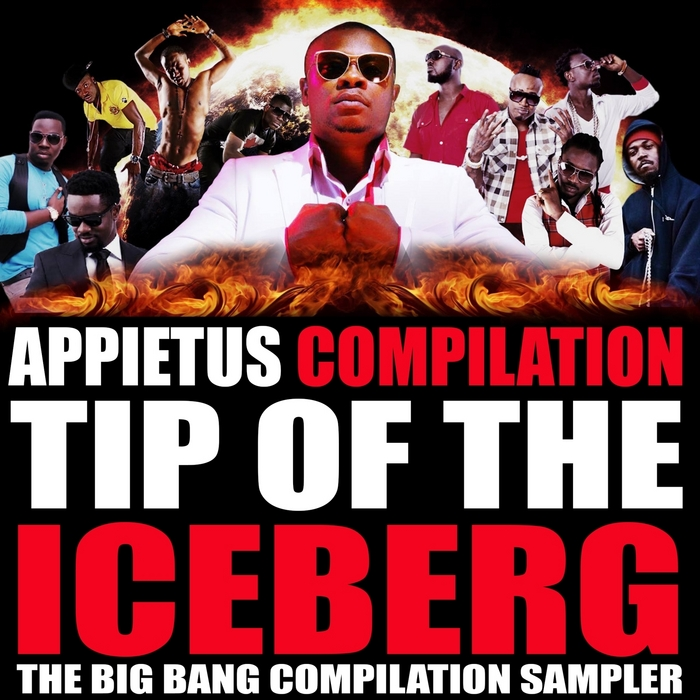 APPIETUS/VARIOUS - Tip Of The Iceberg (The Big Bang Compilation Sampler)