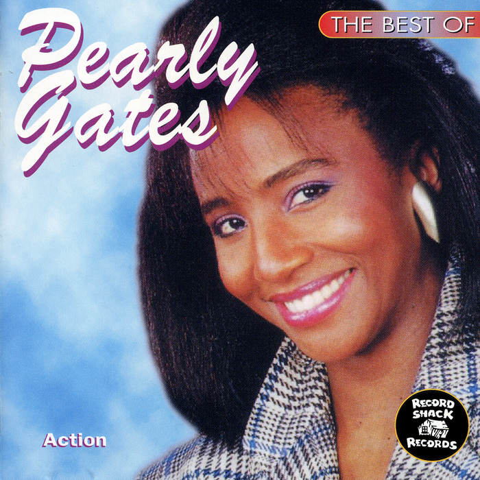 GATES, Pearly - The Best Of Pearly Gates: Action