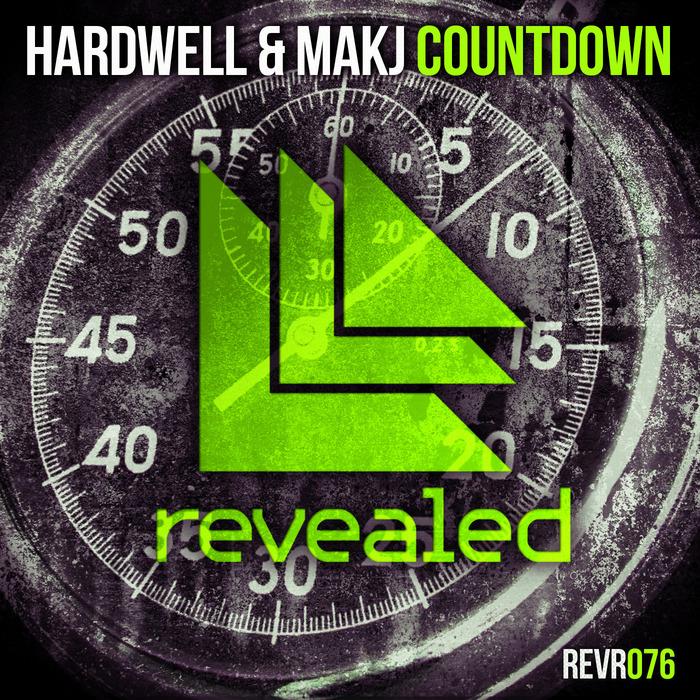 HARDWELL & MAKJ - Countdown