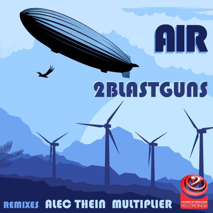 2BLASTGUNS - Air