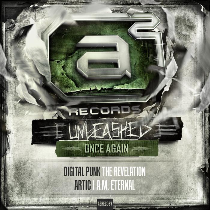 DIGITAL PUNK/ARTIC - Unleashed Once Again Album Sampler 004
