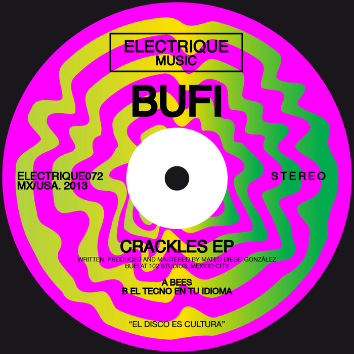 BUFI - Crackles EP