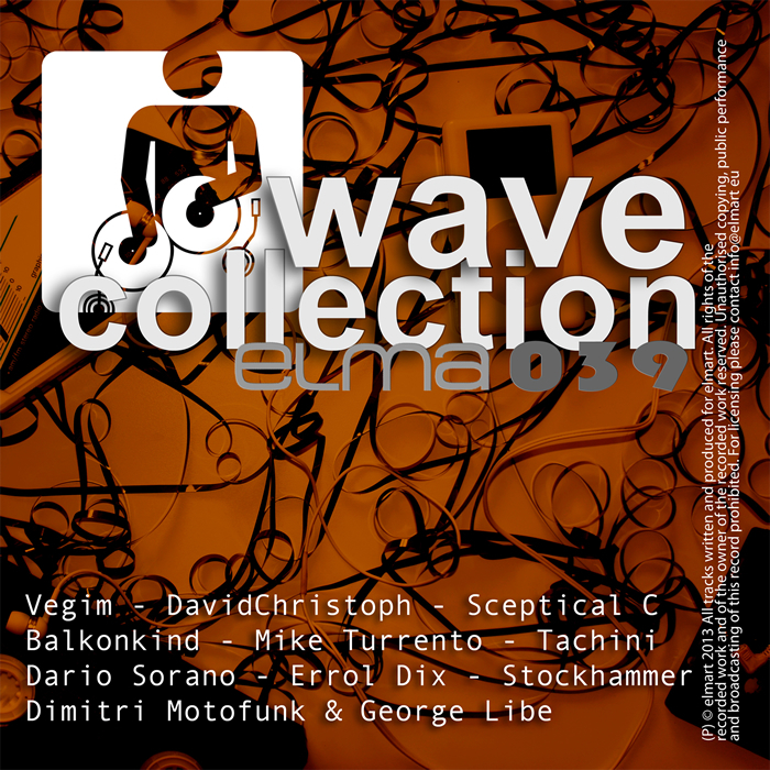 VARIOUS - Elmart Wave Collection