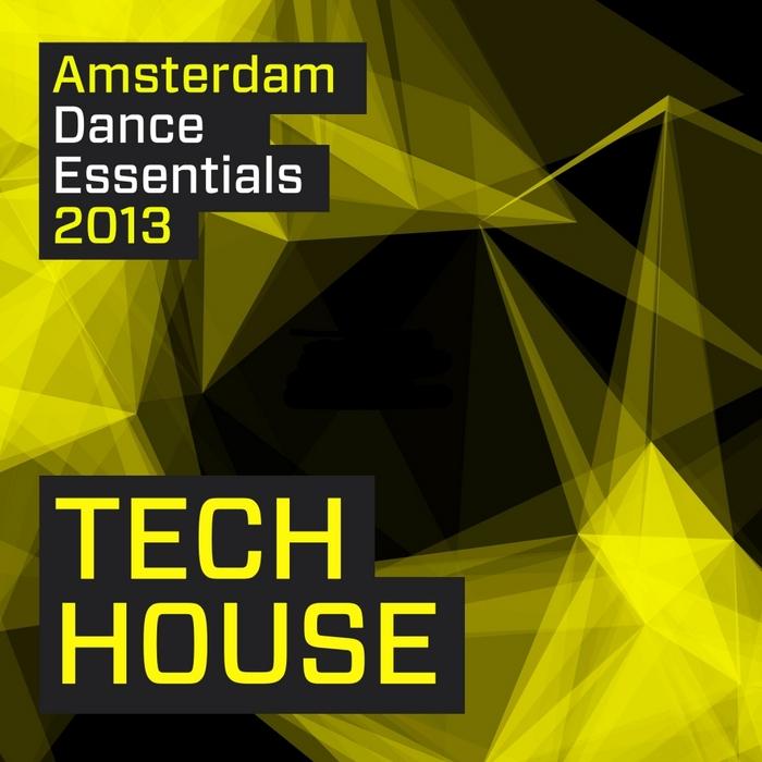 VARIOUS - Amsterdam Dance Essentials 2013: Tech House