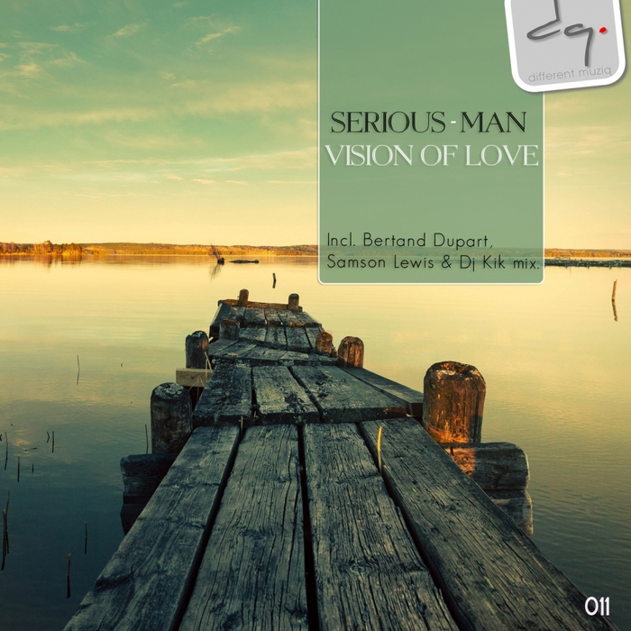 SERIOUS MAN - Vision Of Love