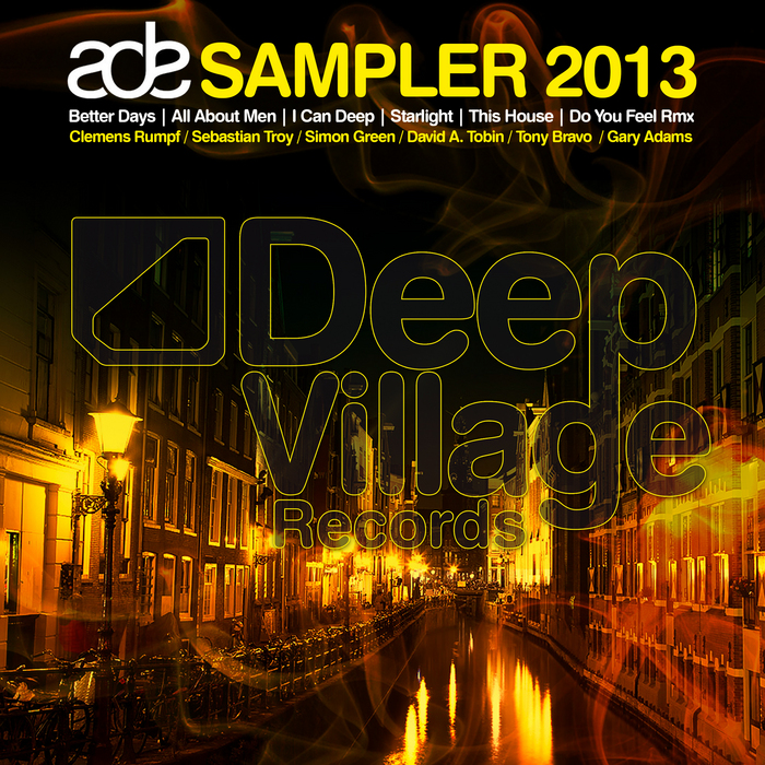 VARIOUS - Ade Sampler 2013
