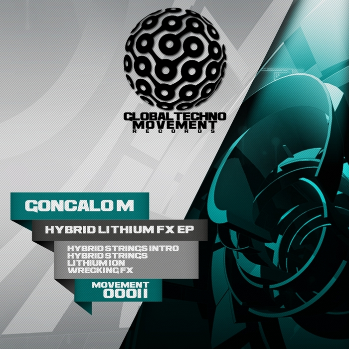 GONCALO M - Hybrid Lithium FX EP