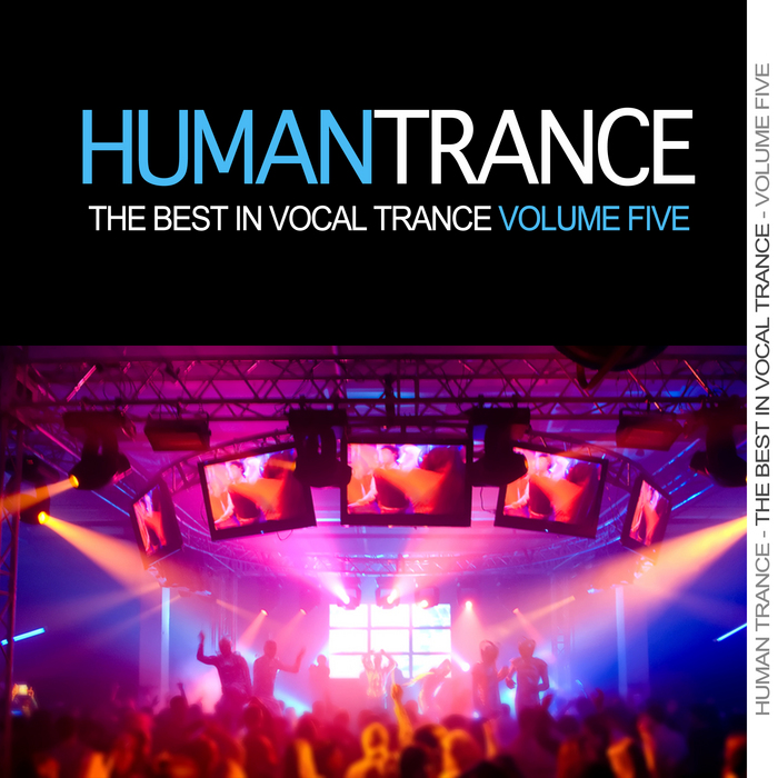 VARIOUS - Human Trance Vol 5 - Best In Vocal Trance!