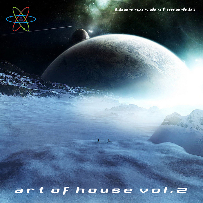 VARIOUS - Art Of House Vol 2 (Unrevealed Worlds)