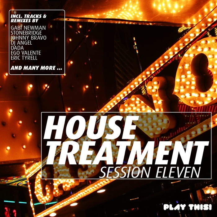 VARIOUS - House Treatment Session Eleven