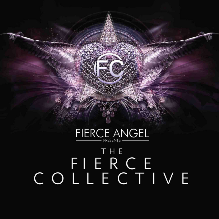 FIERCE COLLECTIVE, The - Fierce Angel Presents The Fierce Collective