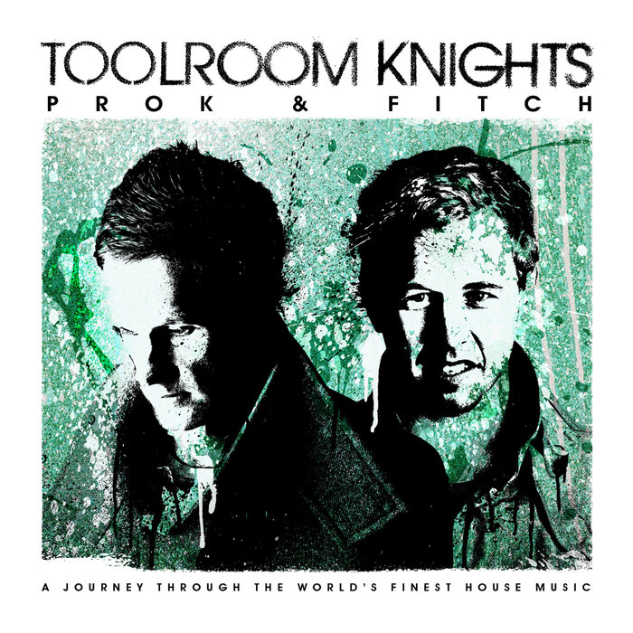 VARIOUS - Toolroom Knights - Mixed By Prok & Fitch