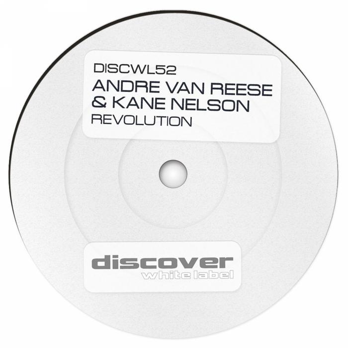 VAN REESE, Andre/KANE NELSON - Revolution