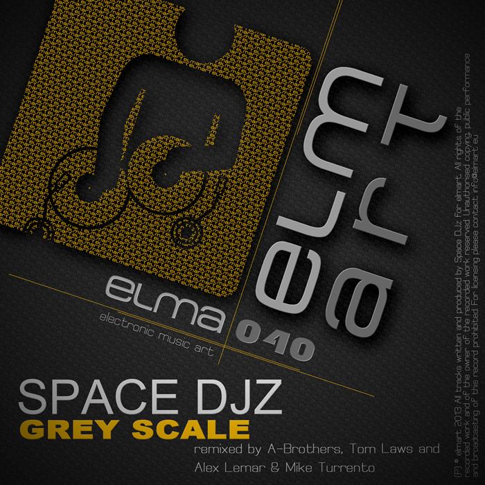 SPACE DJZ - Grey Scale