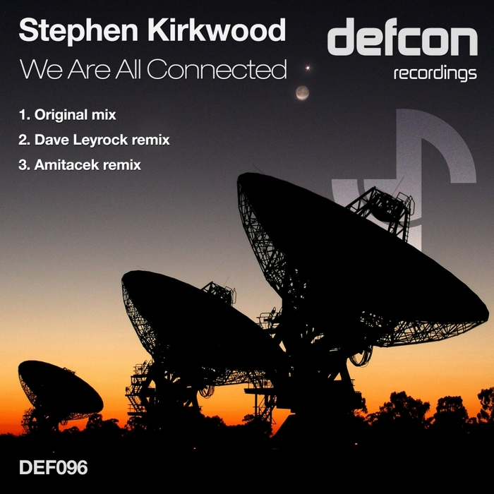 KIRKWOOD, Stephen - We Are All Connected