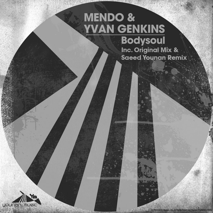 MENDO/YVAN GENKINS - Bodysoul