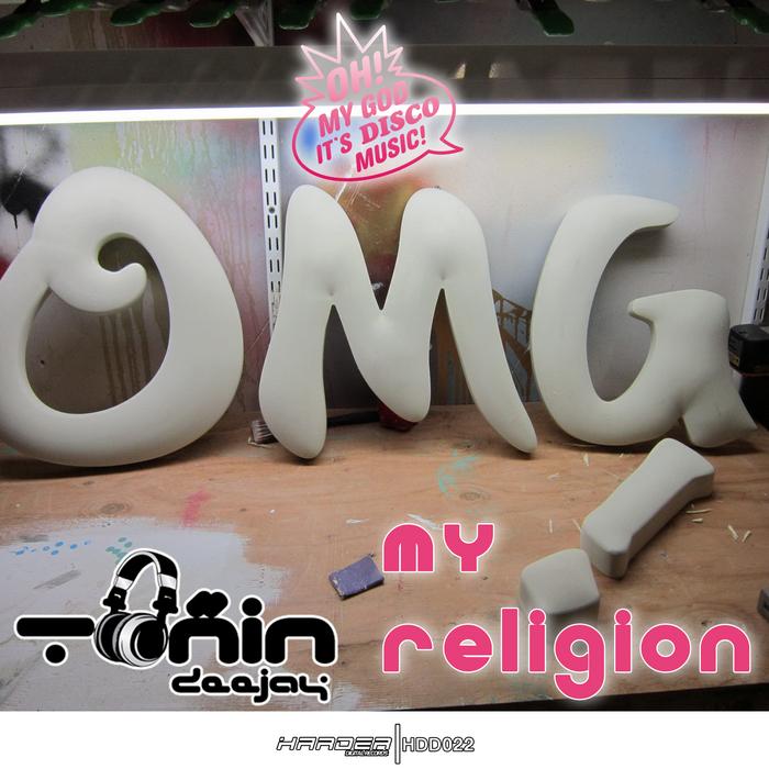 DJ TONIN - My Religion
