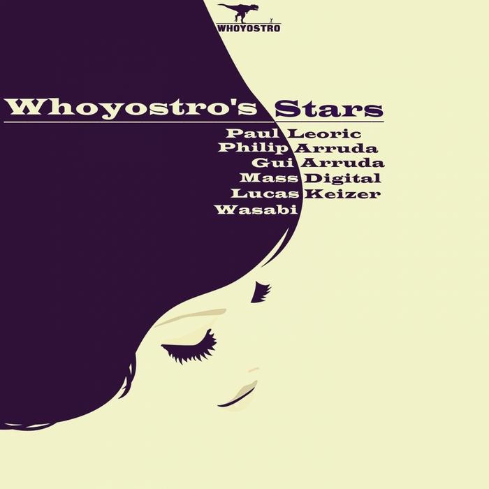 PAUL LEORIC/GUI ARRUDA/WASABI - Whoyostro's Stars