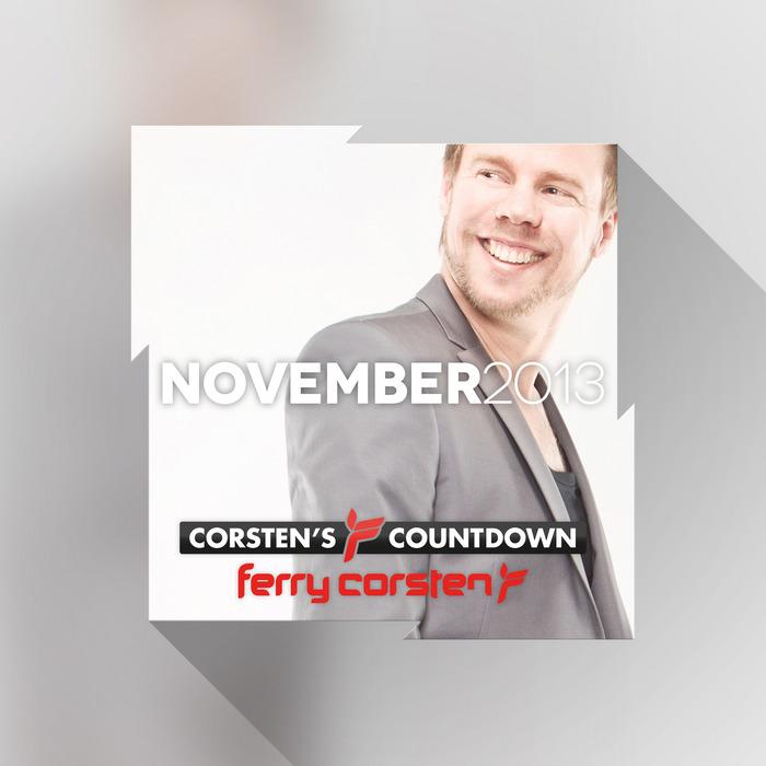 VARIOUS - Ferry Corsten Presents Corstenas Countdown November 2013