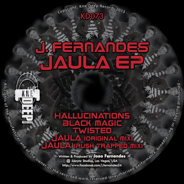 JFERNANDES - Jaula EP
