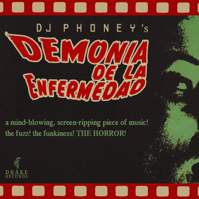 DJ PHONEY - Demonia De La Enfermedad