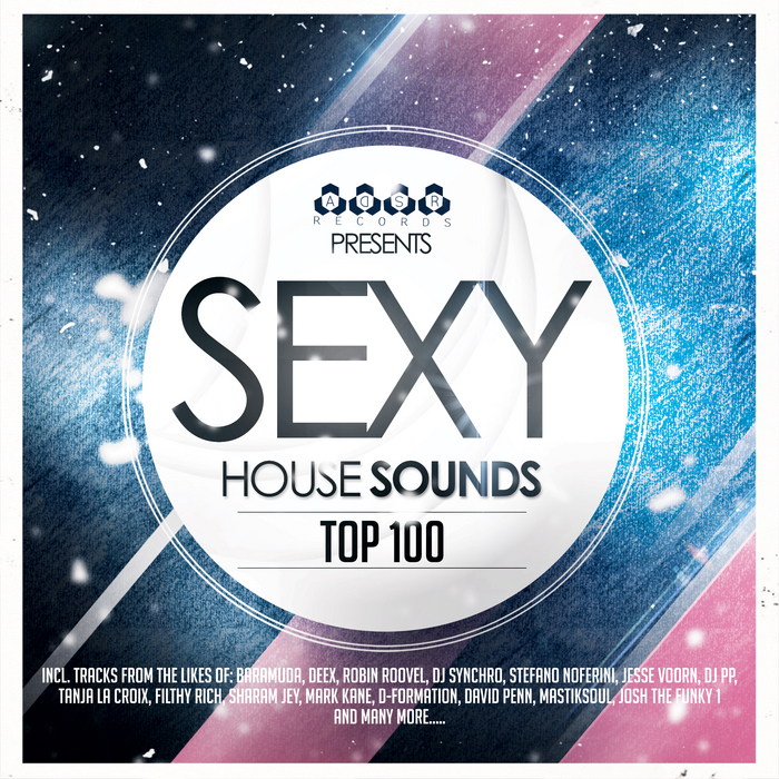 VARIOUS - Sexy House Sounds Top 100