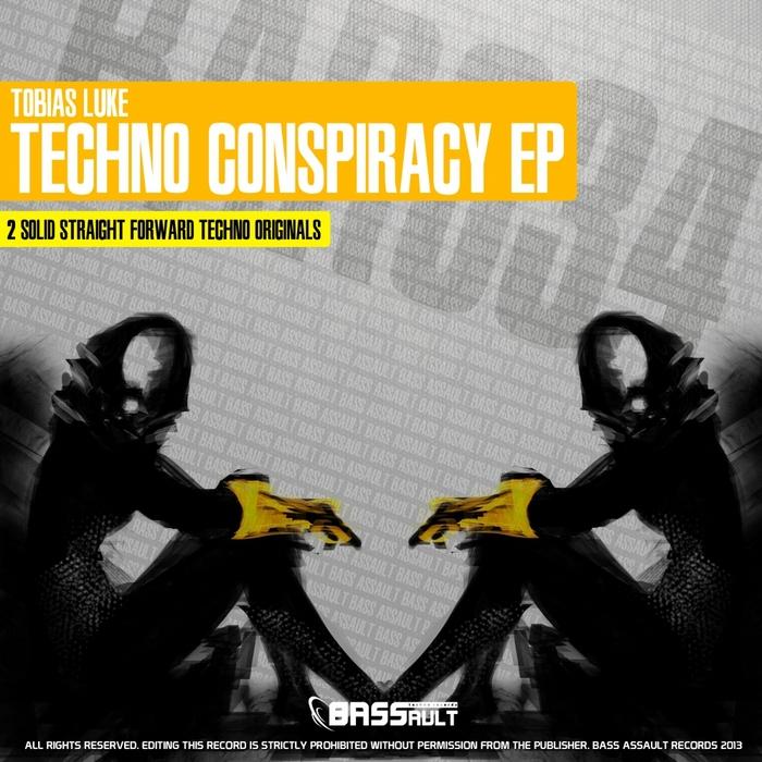 LUKE, Tobias - Techno Conspiracy EP