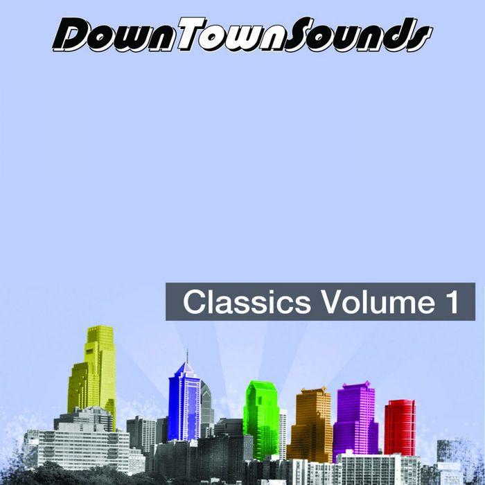 BLOCK 16/SWEET CREAM - Downtownsounds Classics Volume 1