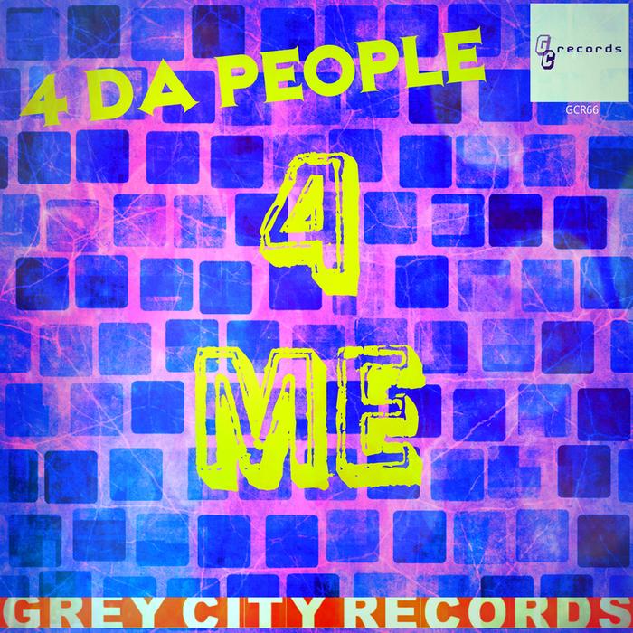 4 DA PEOPLE - 4 Me